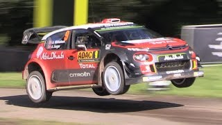 Citroën C3 WRC retires from World Rally Championship [VIDEO TRIBUTE] - Flatout Actions & More!