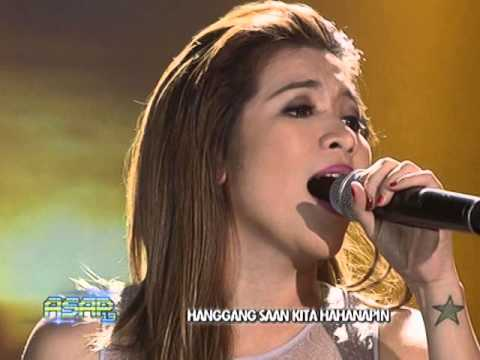 Angeline Quinto sings 'Hanggang Kailan' on ASAP