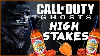 COD:Ghosts - High Stakes - ULTIMATE INSANITY HOT SAUCE!