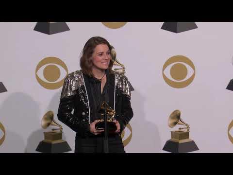 Brandi Carlile TV & Radio Room Interview | 2019 GRAMMYs