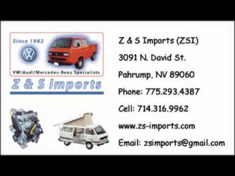 VW Parts, Westfalia, Vanagon Interiors and Diesel Parts