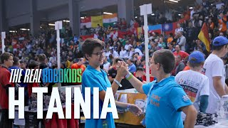 The Real Robokids -  H TAINIA | COSMOTE