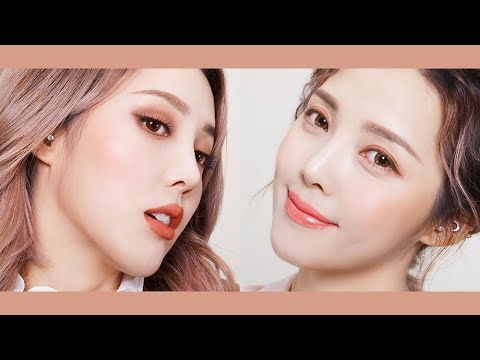 Spring warm-tone makeup with innisfree (With subs) 입춘 웜톤 메이크업