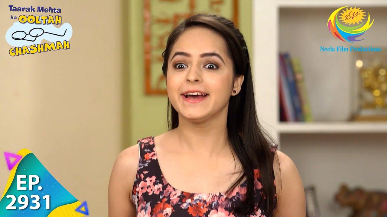 Download Taarak Mehta Ka Ooltah Chashmah - Episode 2931 - Full Episode