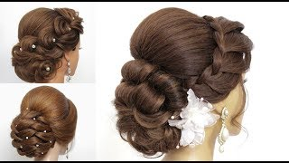 Bridal Updos.  Wedding Prom Hairstyles For Long Hair