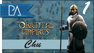 Oriental Empires Gameplay - Chu #1 - FIRST LOOK!