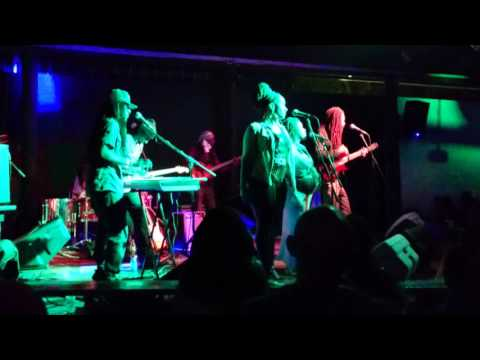 buggy nhakente and the fully loaded band - blackman redemption