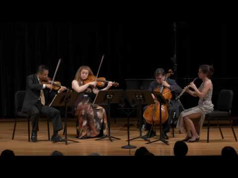 Oboe Quartet in F Major, II. Adagio, by Mozart