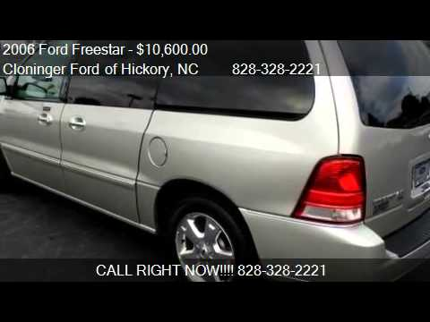 2006 Ford Freestar Limited - for sale in Hickory, NC 28602