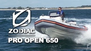 Zodiac Pro Open 650 | Rigid Inflatable Boats (rib)