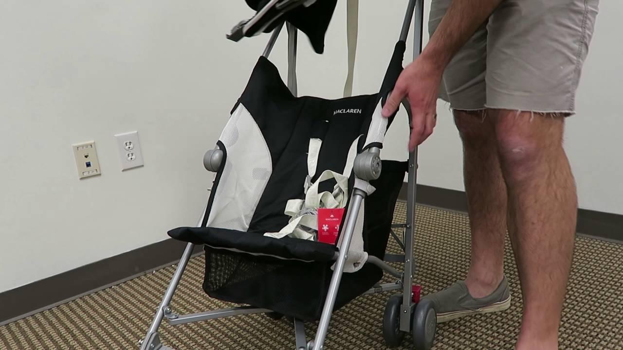 maclaren globetrotter unboxing assembly instructions review rh youtube com maclaren triumph stroller manual 2007 maclaren triumph stroller manual