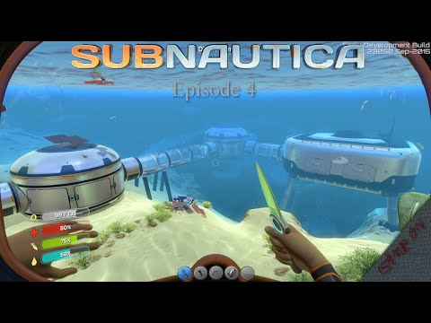 subnautica how to build seamoth upgrade console
