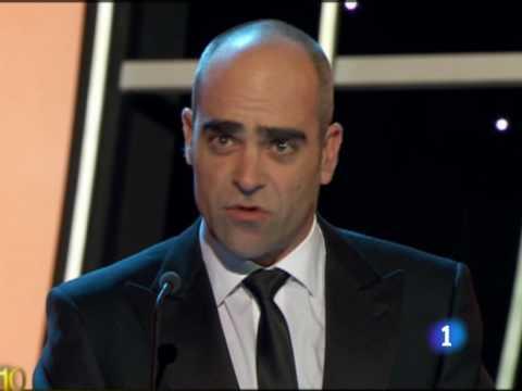 Luis Tosar, Goya al Mejor Actor por 'Celda 211'