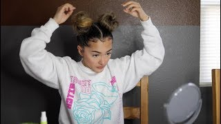 5 Simple But Cute Hairstyles! | Hailey Orona @Real.Ona