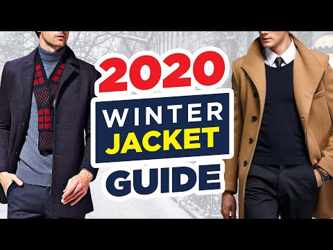 2020 Winter Jacket Buying Guide (Classic Coats That Actually Matter!)