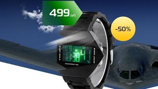 Часы Стелс - обзор. Супер цена!
