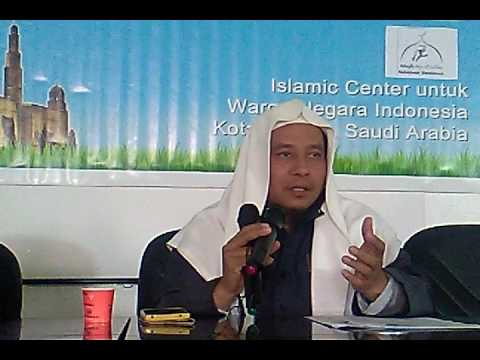 Menjalin Persatuan Persaudaraan Dalam Islam, Kajian Umum Islamic Center Riyadh Saudi Arabia