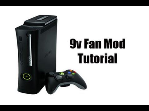 xbox 360 mods tutorial