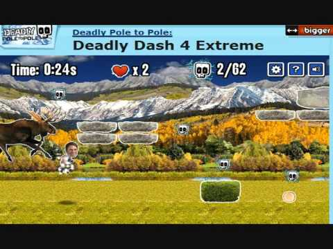 Deadly Dash Extreme #Agry Grizzly!