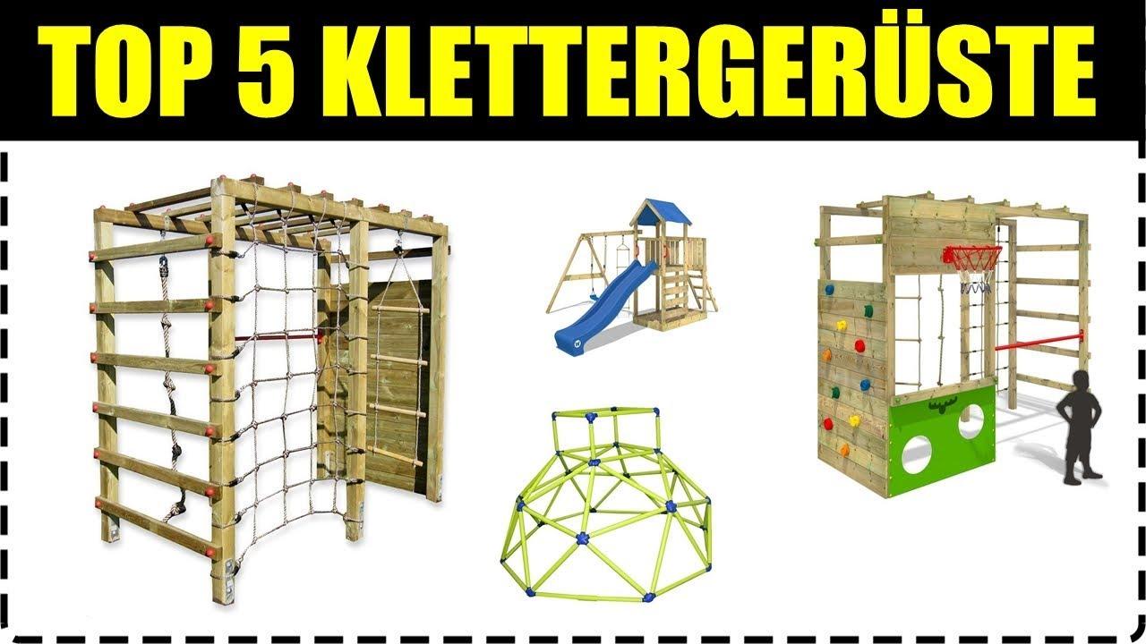 TOP 5 GARTEN KLETTERGERÜSTE ☆ Kind Klettergerüst ☆ Klettergerüst ...