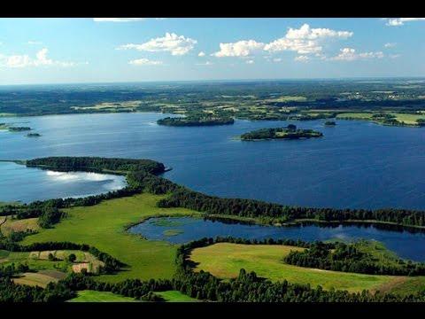 Браславские озера. Добро пожаловать в Беларусь!