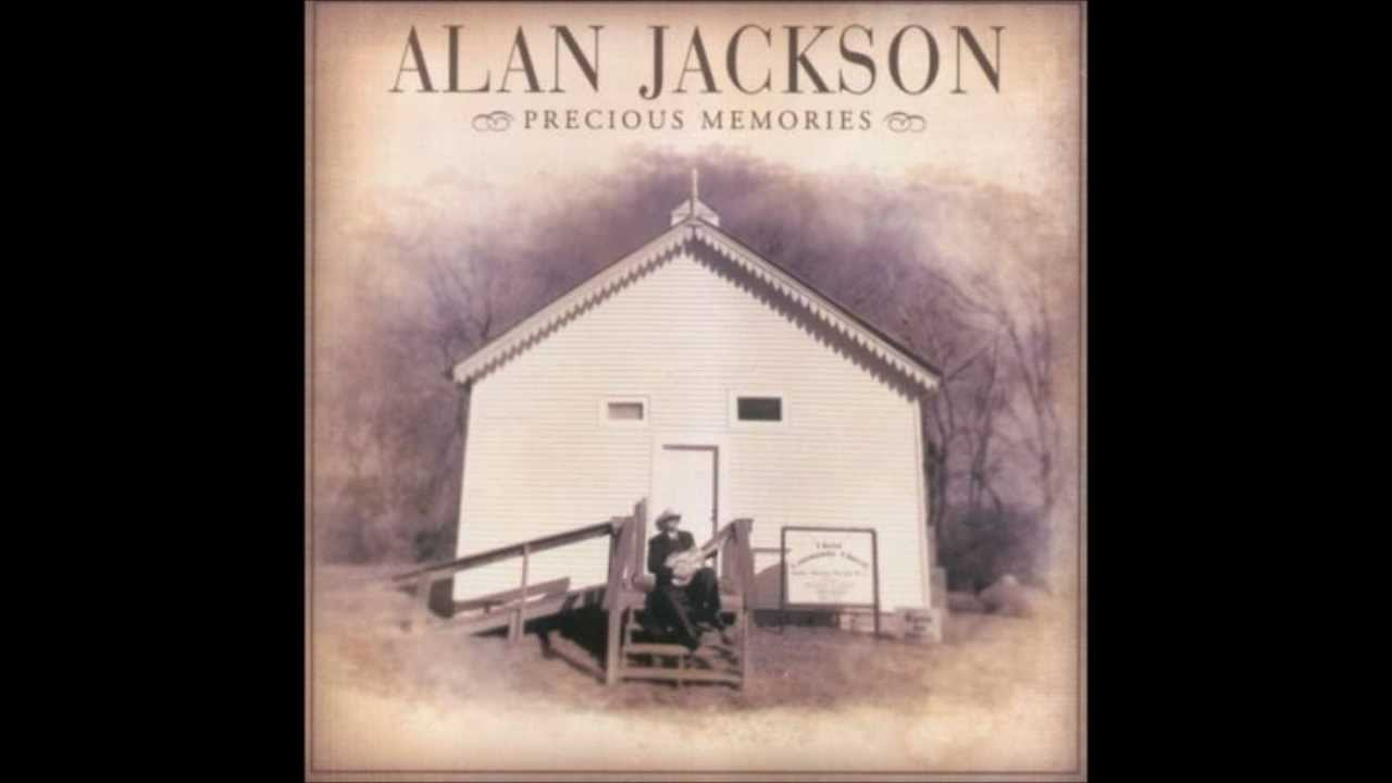 Blessed Assurance Alan Jackson   YouTube