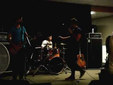 """Thomas Fiss Band Rehearsal: """"Let Go"""" @ Rock and Roll San Diego, November 21, 2012"""