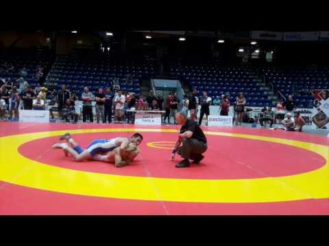 2016 Canada Cup: 61 kg Marc Magano (CAN) vs. Adam MacFadyen (CAN)