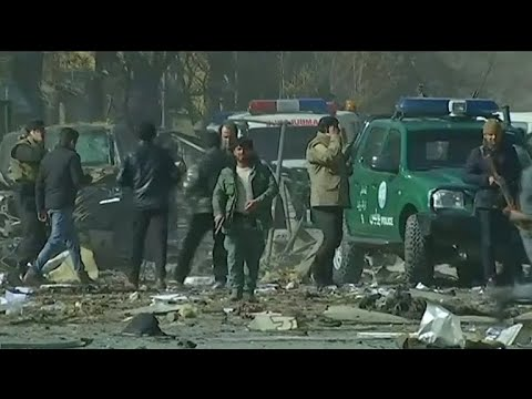 Kabul suicide bomber kills nearly 100 people, wounds dozens more.