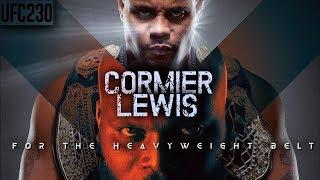 UFC 230: DANIEL CORMIER VS DERRICK LEWIS (HD) PROMO, HOT BALLS, MMA, UFC, TITLEFIGHT