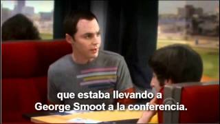 The Big Bang Theory por eso usa Google