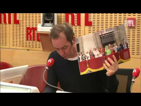 La revue de presse de Tanguy Pastureau du 17 juin 2016 - RTL - RTL