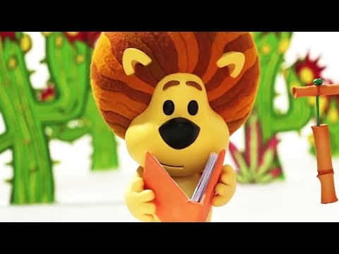 Raa Raa The Noisy Lion Official | Favourite Noise | Full Episodes | Kids Cartoon | Videos For Kids
