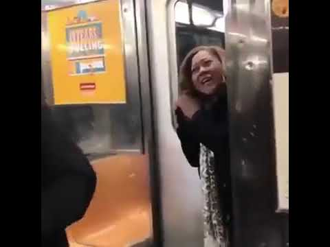 Ben Stiller gives up his seat on the subway and then this happens....