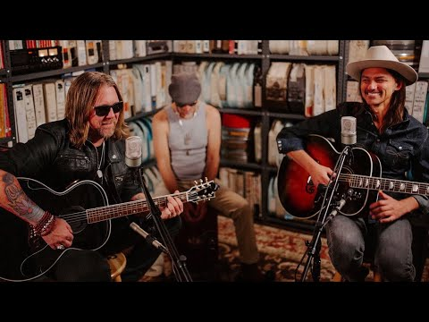 Kenny Young - The Allman Betts Band Ready To Release Their Debut Next Month