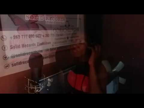 AURORA @SOLID RECORDZ RECORDING BRAND NEW TUNE(YOU ARE THE) BLACK MONEY RIDDM PRO BY CYMPLEX