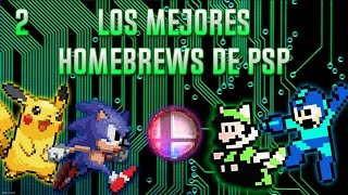 Los mejores homebrews de PSP | Parte 2 | luigi2498 | HD