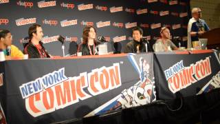 ANIME BOY JOURNEY TO THE RISING SUN: NYCC SHONEN JUMP PANEL (EPISODE 1)