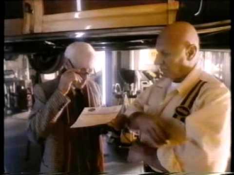 Midas Muffler 1986 TV commercial - YouTube