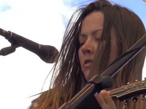 Della Mae @ the 4 Peaks Music Festival -6