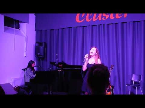 Rebecca Dalbon - Stone Cold by Demi Lovato live cover ft. Michelle Jackson Official