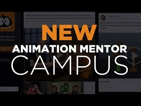 Animation Mentor and the Future of the Digital Classroom