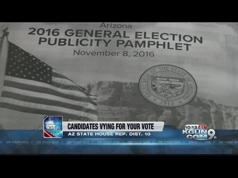 District 10 State House of Representatives race