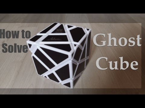 How to solve the Ghost cube