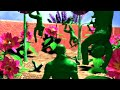Army Men Sarge's Heroes Ep 7 - Act 1 Garden