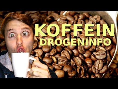 KOFFEIN - unterschätzte