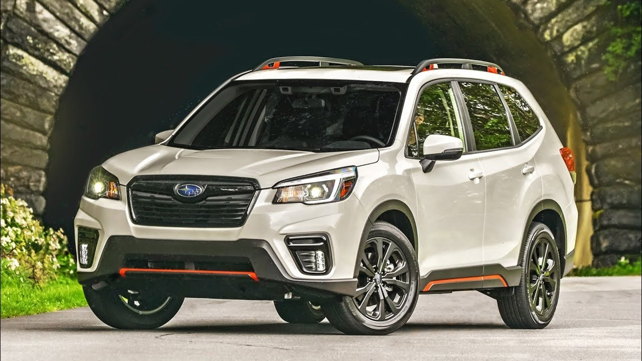 Subaru Forester 2019 Car Review Youtube