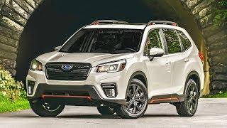 Subaru Forester 2019 Car Review