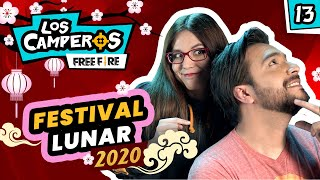 🌙¡Llega el 2020 y el Festival Lunar a Free Fire!🌙 - Los Camperos #13