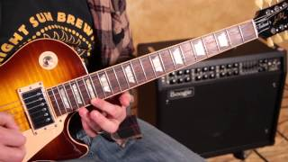 Dickie Betts - Inspired Soloing Lesson -  Allman Brothers -  Ramblin Man Style